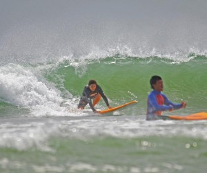 Surfs up at Kuta Beach | Bali
