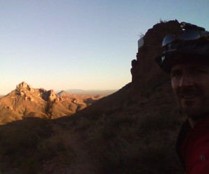 Arizona Trail Race 2012