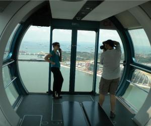 A tour of Singapore (with Rebekah & James)