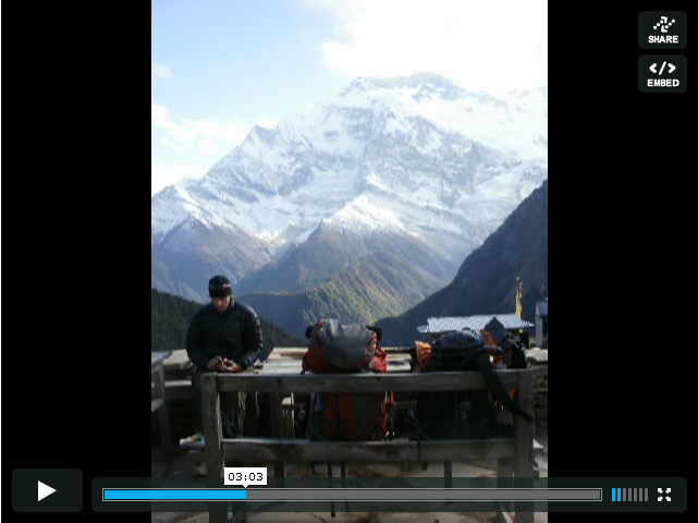 Annapurna Trek Video Annapurna Circuit | Nepal