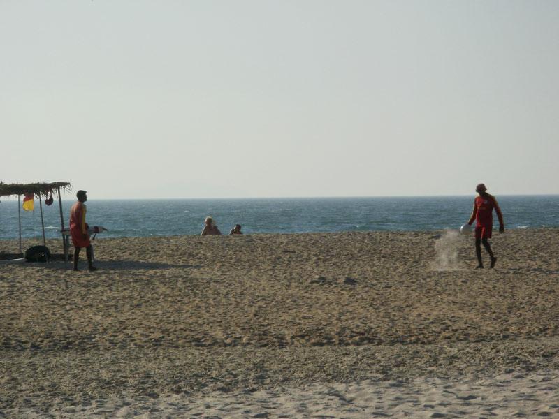 beach jobs in goa