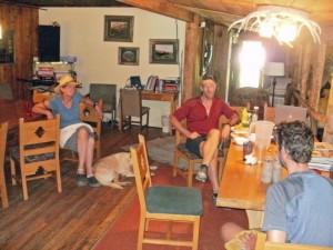 David Bloomenthal Brush Mountain Lodge