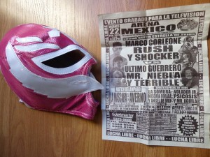 Lucha Libre Mexican Wrestling1